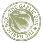the garlic box